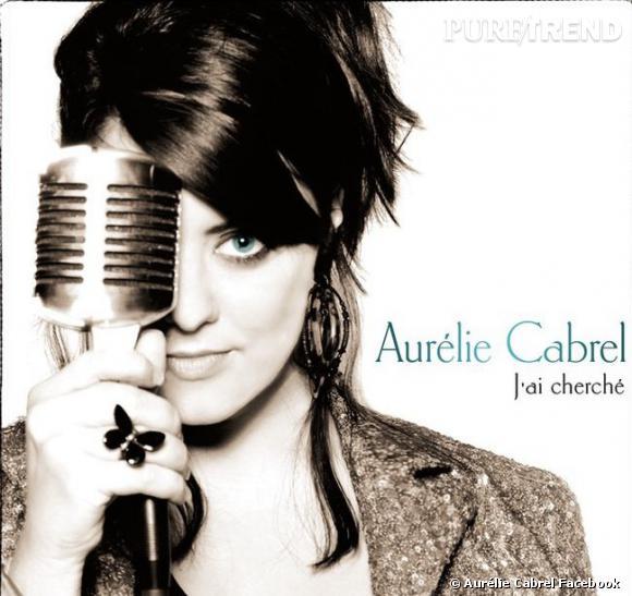 Aurélie Cabrel, nouvelle venue de la chanson française.