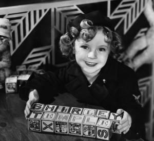 Shirley Temple s'éteint à 85 ans : l'album photo de l'enfant star d'Hollywood