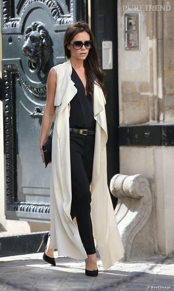 Victoria Beckham Et Les Talons Hauts Une Histoire De