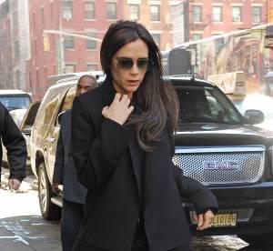 Victoria Beckham, complétement à plat dans les rues de New York
