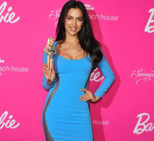 Barbie : 0. Irina Shayk : 1.