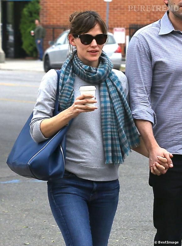 Jennifer Garner, enceinte de son 4e enfant ?
