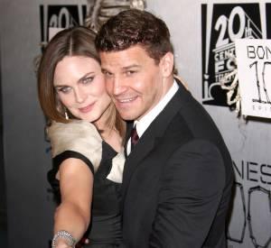 Qui mène la danse chez David Boreanaz et Emily Deschanel ?