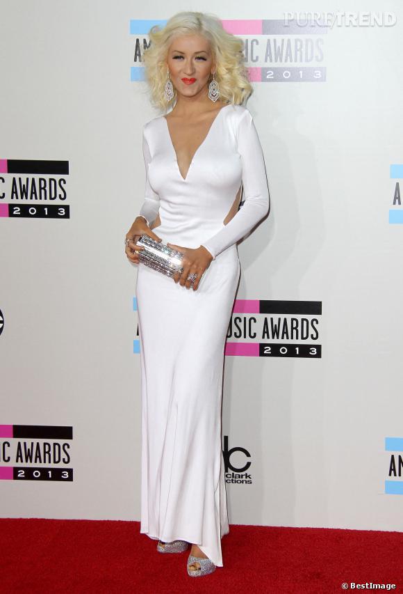 Christina Aguilera est enceinte de son 2e enfant. Un accouchement prévu pour la fin de l'été 2014.
