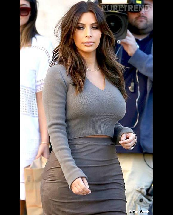 Kim kardashian o comment faire beaucoup de bruit pour - Comment faire le maquillage de kim kardashian ...