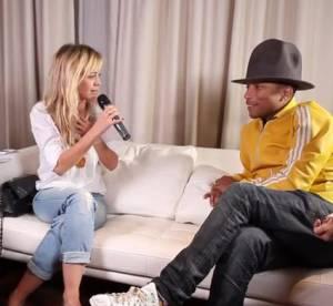 Enora Malagré face à Pharrell : la vidéo de la honte censurée par Virgin Radio ?
