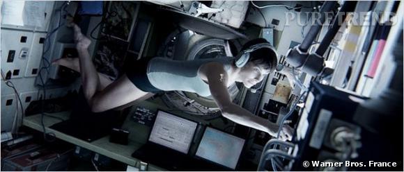 "Sandra Bullock dans ""Gravity"", le carton de 2013."
