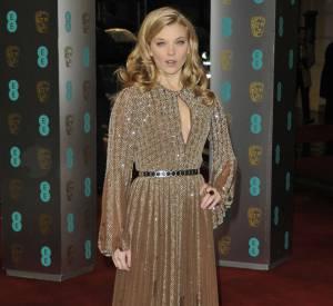 Natalie Dormer aux EE British Academy Film Awards de 2013.