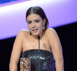 Adèle Exarchopoulos tacle les César 2014 : ''le gens se font chier''