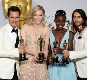 """Jared Leto s'est inscrit directement dans le palmarès des Oscars 2014 pour son rôle dans """"Dallas Buyers Club""""."""