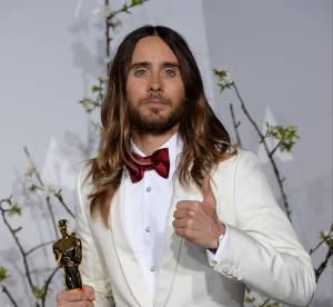 Jared Leto a déjà abîmé son Oscar !