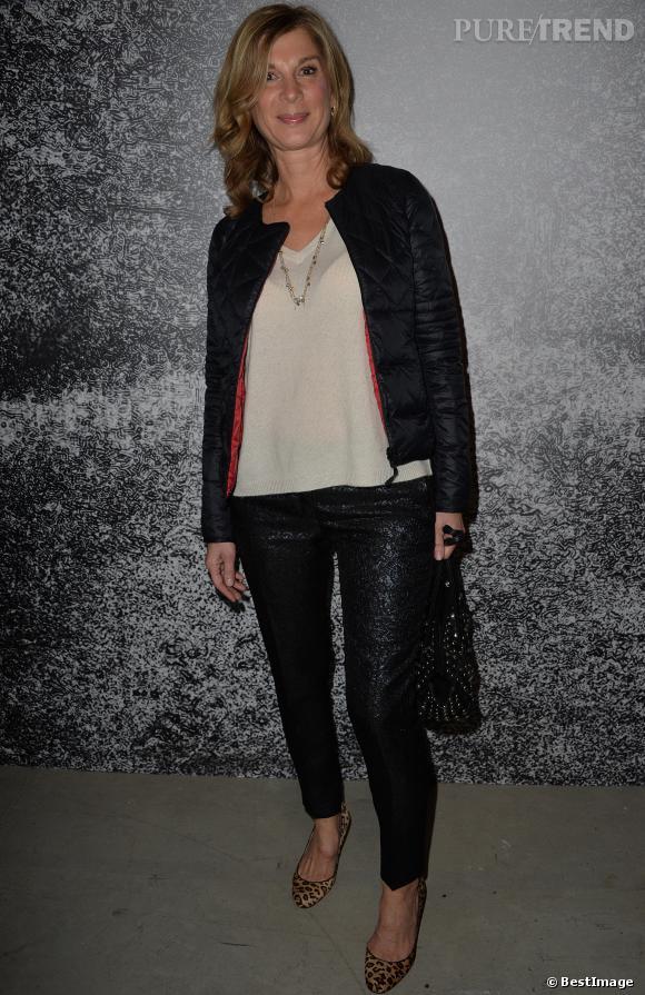 """Michèle Laroque se confie à TéléStar sur son personnage de """"La Méthode Claire"""" et sur les critiques d'Eddy Mitchelle et Florent Pagny à l'encontre des Enfoirés."""