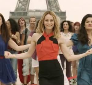 Vanessa Paradis : danseuse de charme avec Julie Ferrier et Isabelle Adjani