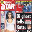 La minceur de Kate Middleton inquiète le fantôme de Lady Diana.