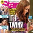 Kate Middleton attendait déjà des jumeau en octobre 2012.