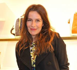 Zoé Felix à l'inauguration de la boutique CosmoParis au 211 rue Saint-Honoré jeudi 13 mars 2014.