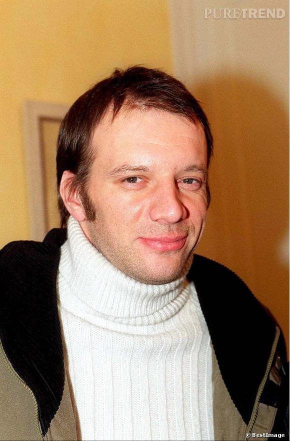 Samuel Le Bihan, une coupe douteuse à mi-chemin vers la calvitie en 2001.