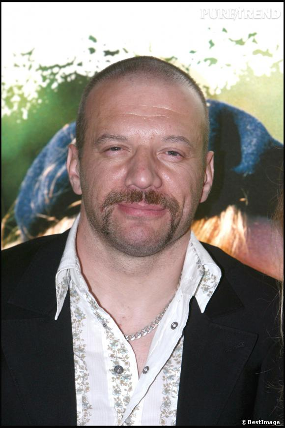 Samuel Le Bihan, un peu mafioso en 2006 ?
