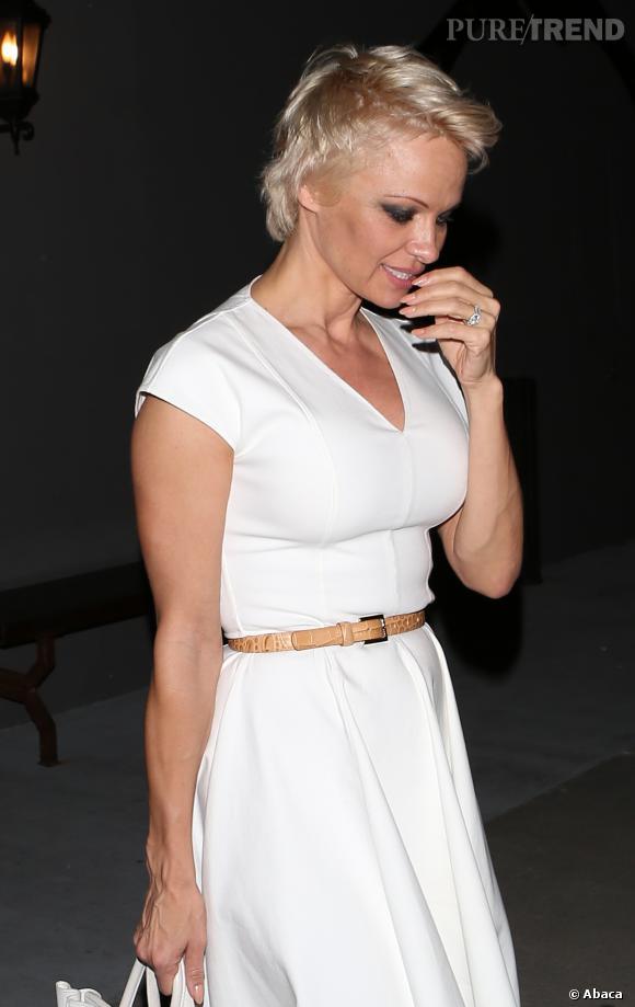 Pamela Anderson, nouveau look pour une nouvelle vie ?