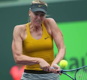 Maria Sharapova, Rafael Nadal : 15 grimaces de joueurs de tennis en action