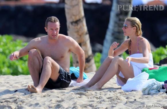 Gwyneth Paltrow et Chris Martin ont été vus ensemble pour le Nouvel AN 2014, passant des vacances en famille à Hawaii.