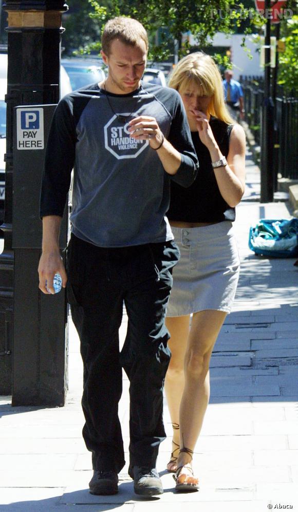 Gwyneth Paltrow et Chris Martin se séparent après 10 ans de mariage.