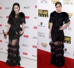 Adèle Exarchopoulos VS Fan Bingbing : la robe transparente Louis Vuitton