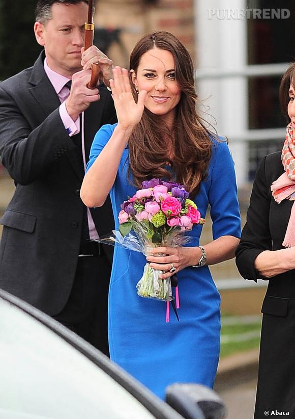 Kate Middleton est si occupée qu'elle en rate les progrès de son fils !