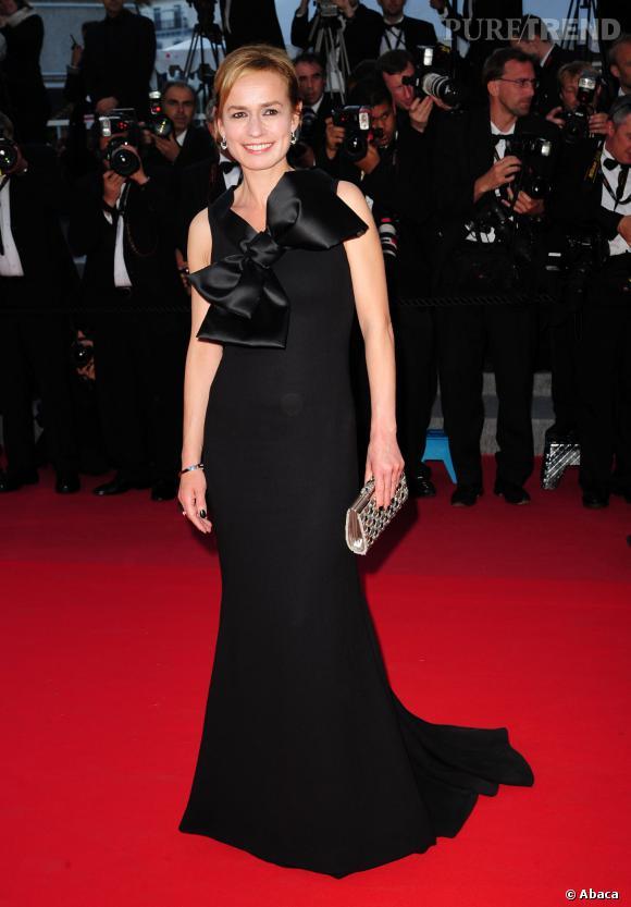 Sandrine Bonnaire est restée loin des planches à cause du trac.