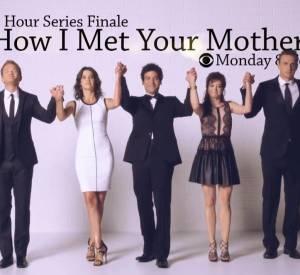"""Les adieux des acteurs de """"How I Met Your Mother""""."""