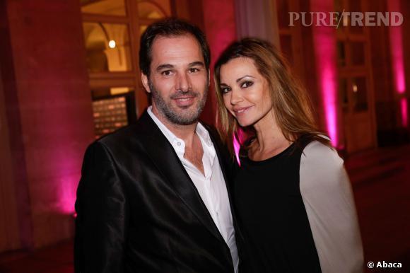 Thierry Peythieu et Ingrid Chauvin avaient accueilli leur premier enfant en 2013.