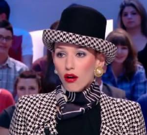Doria Tillier : son coup de gueule, déguisée en Geneviève de Fontenay
