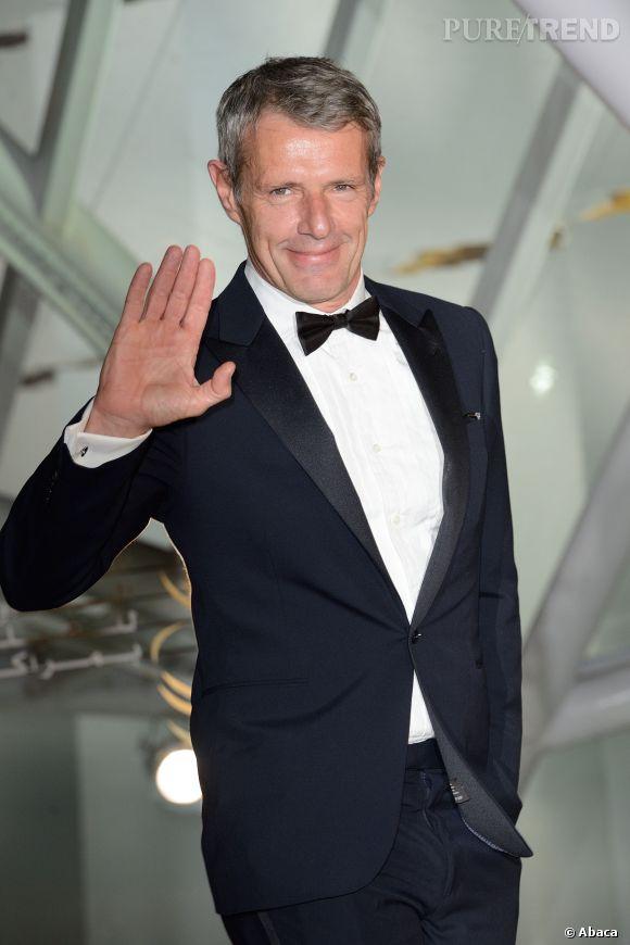 Lambert Wilson devient maître de cérémonie pour le Festival de Cannes 2014 et succède ainsi à Audrey Tautou.
