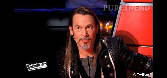 """Florent Pagny n'est pas seulement chanteur et jury dans """"The Voice""""..."""