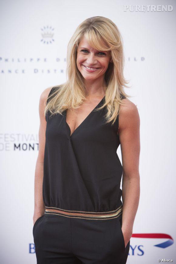 Sandrine Corman a hâte de se marier avec son Michel.