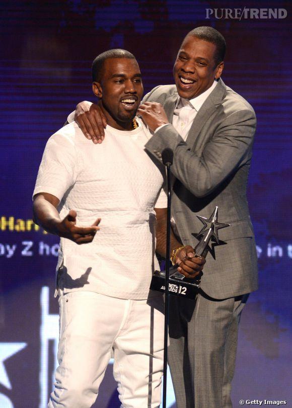 Kanye pardonnera-t-il à Jay Z d'avoir refusé d'être son témoin le 24 mai prochain?