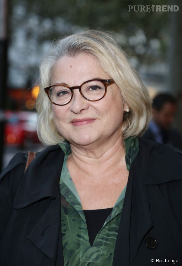 Josiane Balasko a 64 ans ce mardi 15 avril 2014.