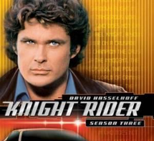 """""""K 2000"""" et David Hasselhoff, un mythe depuis 1982."""