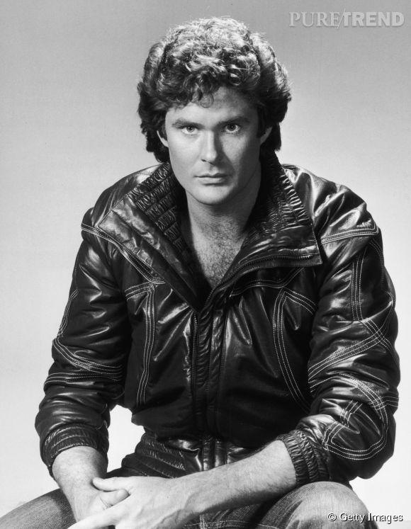 David Hasselhoff en 1982.