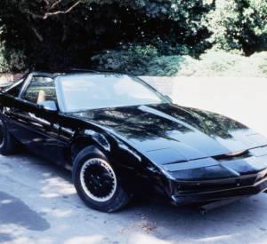 La Pontiac tunnée de K 2000 en 1983.