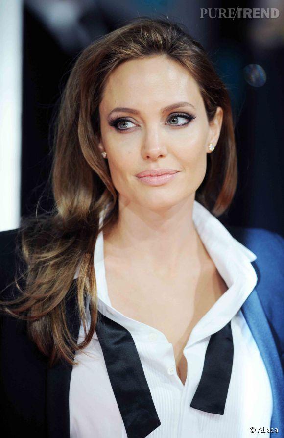 Angelina Jolie, à nouveau enceinte de jumeaux ?