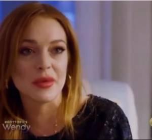 Lindsay Lohan, révélation choc pour la fin de sa télé-réalité diffusée du OWN.