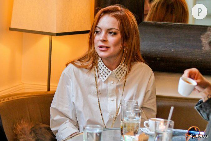 Lindsay lohan aurait elle invent e une fausse couche pour - Progesterone pour eviter fausse couche ...