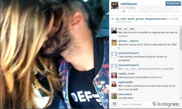 Après beaucoup de rebondissements, Nabilla a posté une photo d'elle qui laisse entendre qu'elle est toujours en couple avec Thomas.