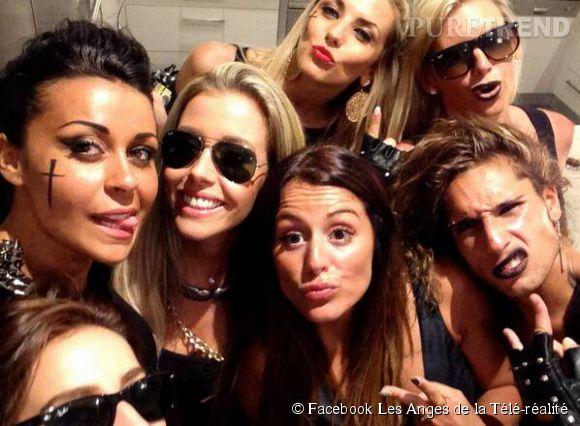 Les Anges de la Télé-réalité 6 en Australie en 2014.