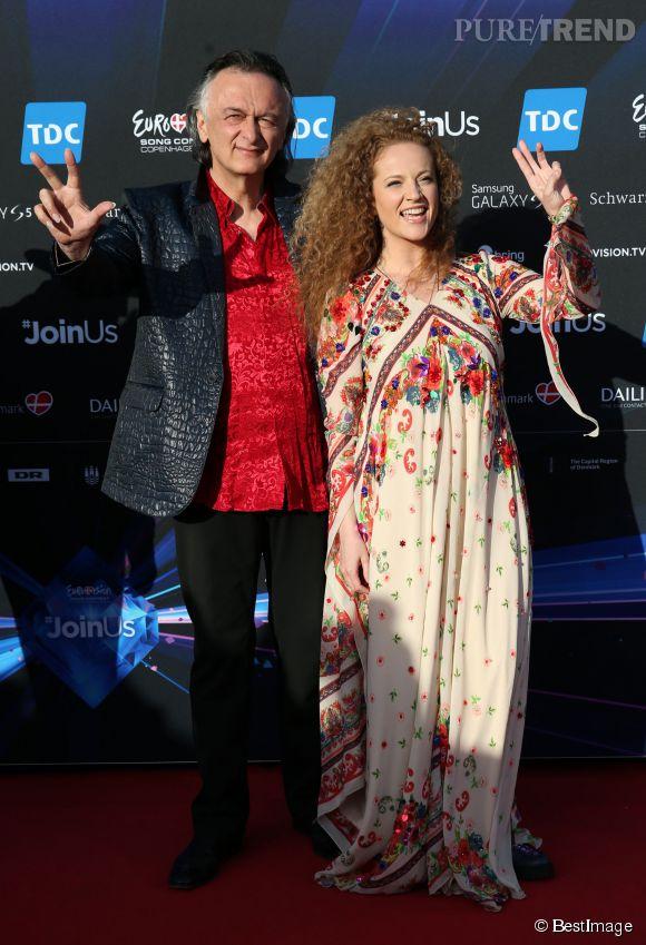 Pour la présentation officielle,    The Shin et       Mariko Ebralidze avait l'air tout à fait normaux.