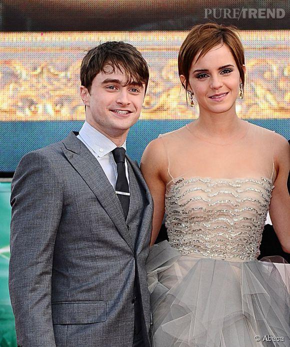 Daniel Radcliffe et Emma Watson ne se sont pas revus depuis la fin des tournages de Harry Potter.