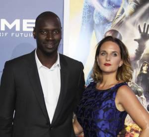 Omar Sy et sa femme Hélène : couple glamour et complice pour X-Men