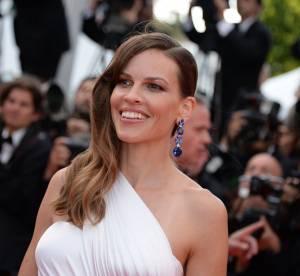 Cannes  2014 : rencontre avec l'incroyable Hilary Swank pour The Homesman