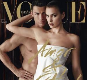 Cristiano Ronaldo nu pour Vogue : Irina Shayk bloque la vue